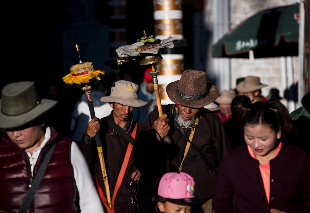 An analysis of the topic of the tibet democratic region of china