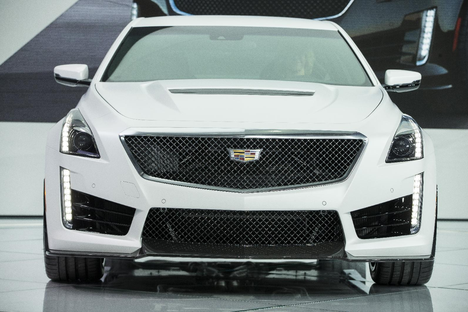 Cadillac unfurls most powerful car in its history