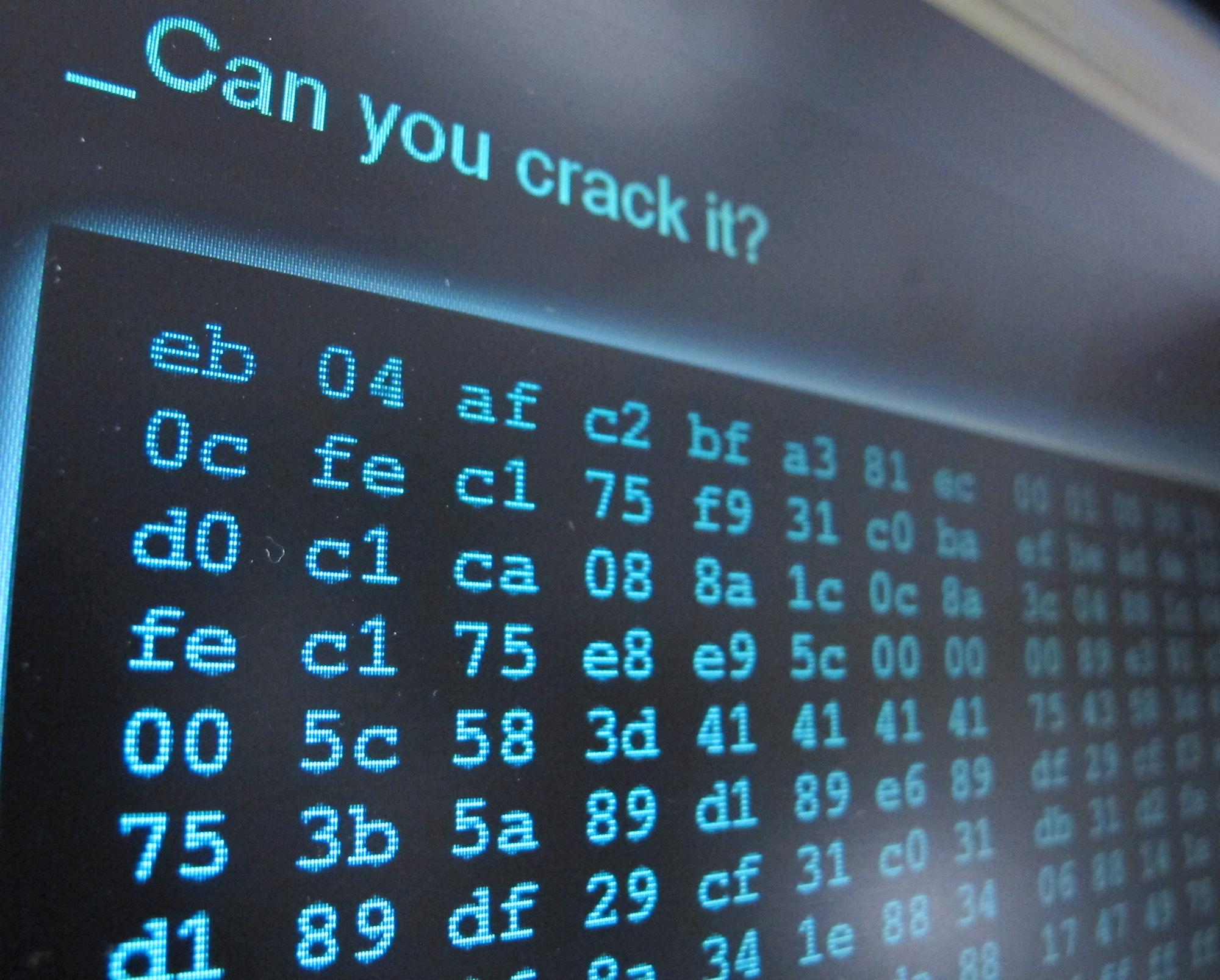 Uk Spy Agency Asks Hackers To Crack Code Gamekiller Net