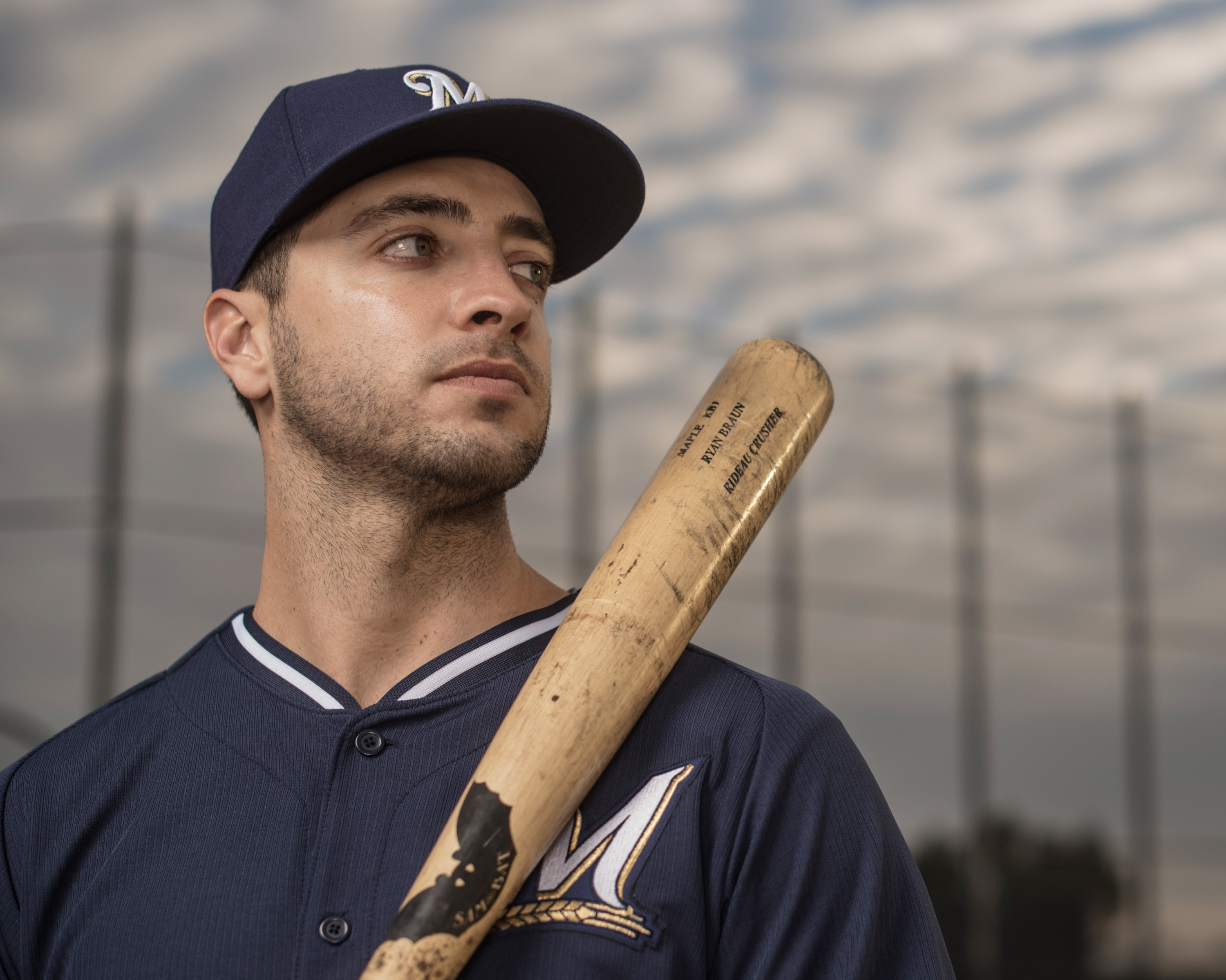 Ryan Braun is back — endorsing products