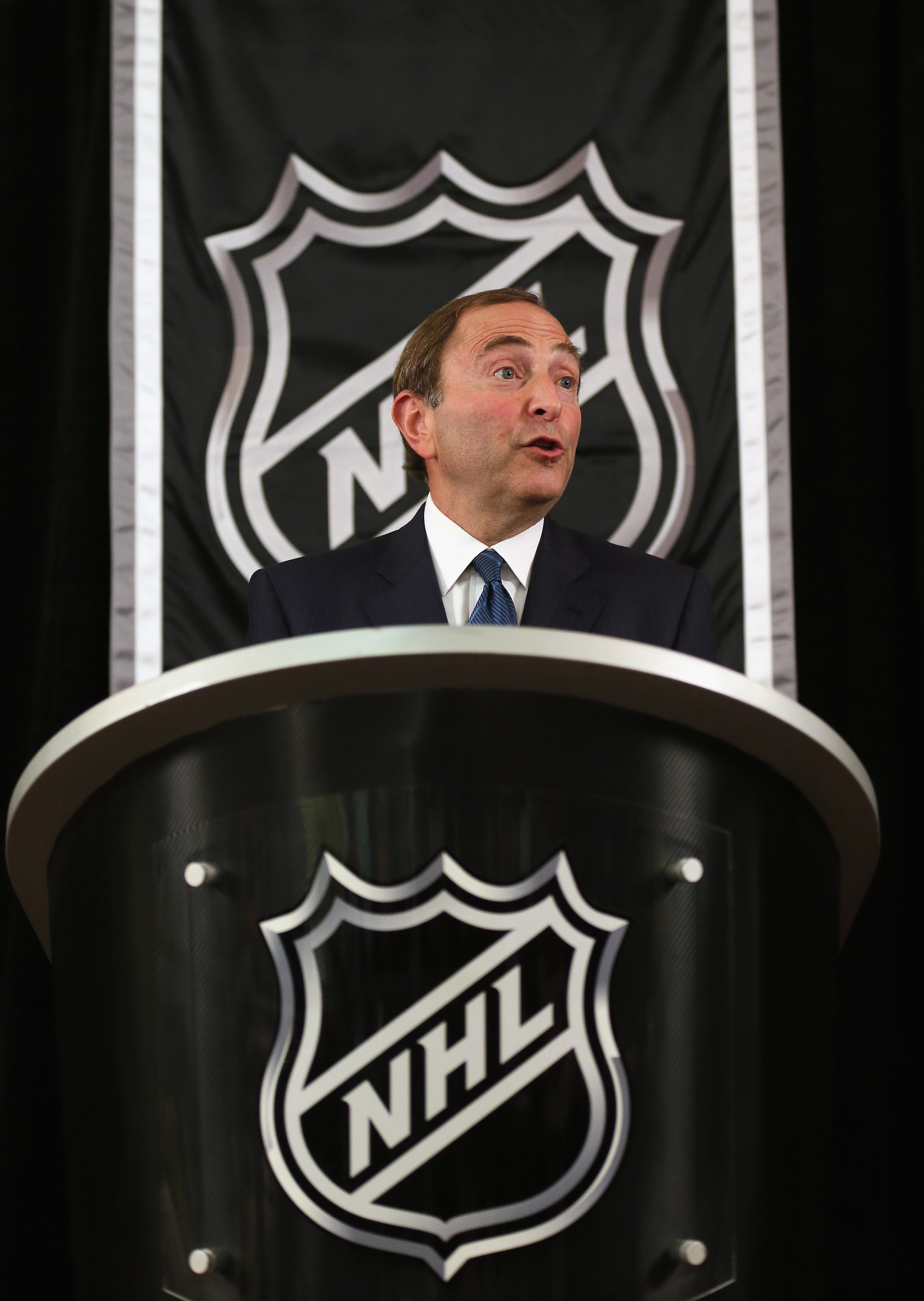 NHL Media Availability