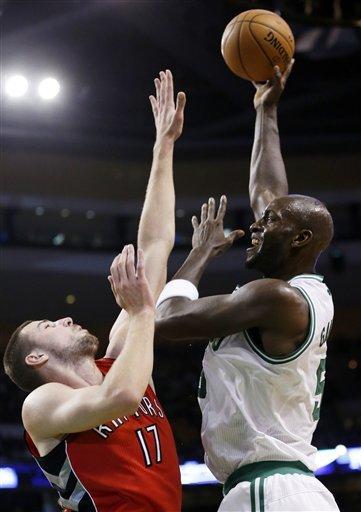 Rondo has 20 assists, Celtics beat Raptors 107-89