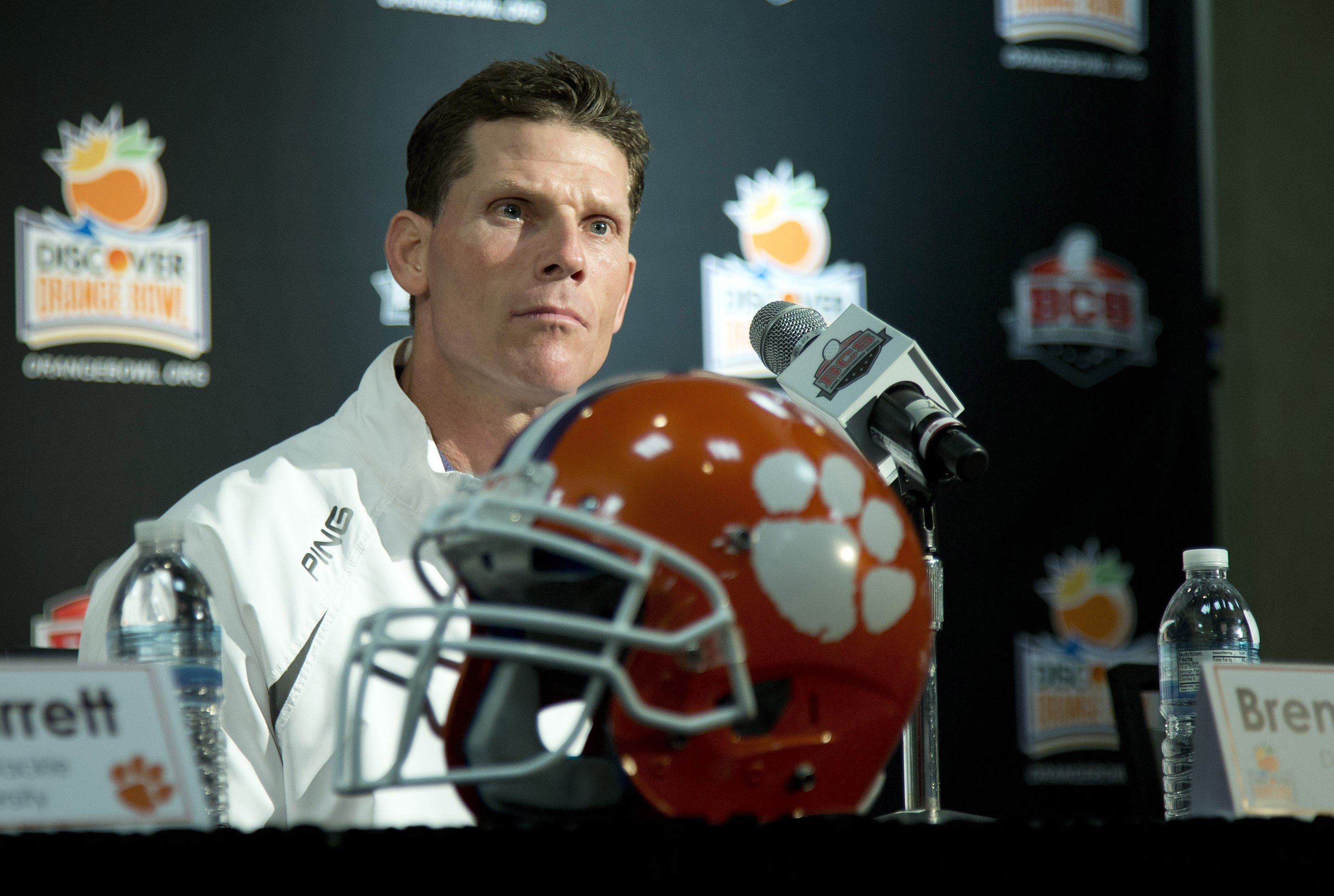 Clemson defense doesn't want to surrender top spot