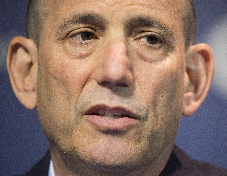Garber: MLS wants top Americans despite Klinsmann's view