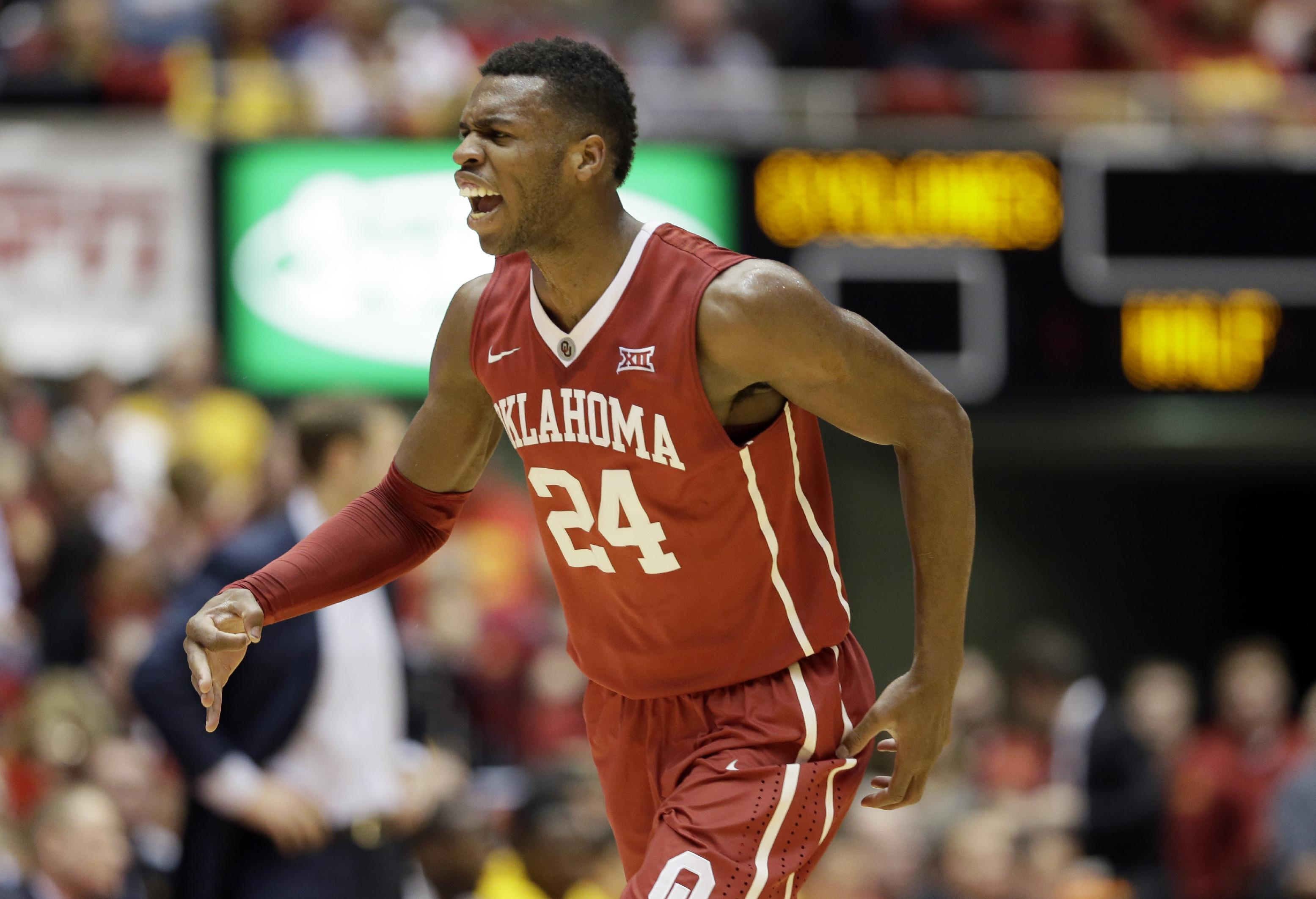 Oklahoma G Buddy Hield returning for senior year