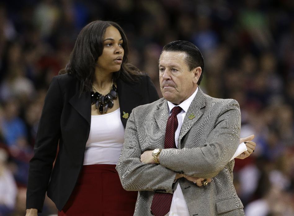 New Georgia women's coach Crenshaw hires assistant Lange