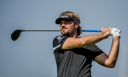 Dubuisson shares early lead at home French Open