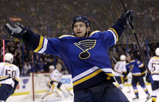 St. Louis Blues sign Tarasenko to 8-year, $60M deal