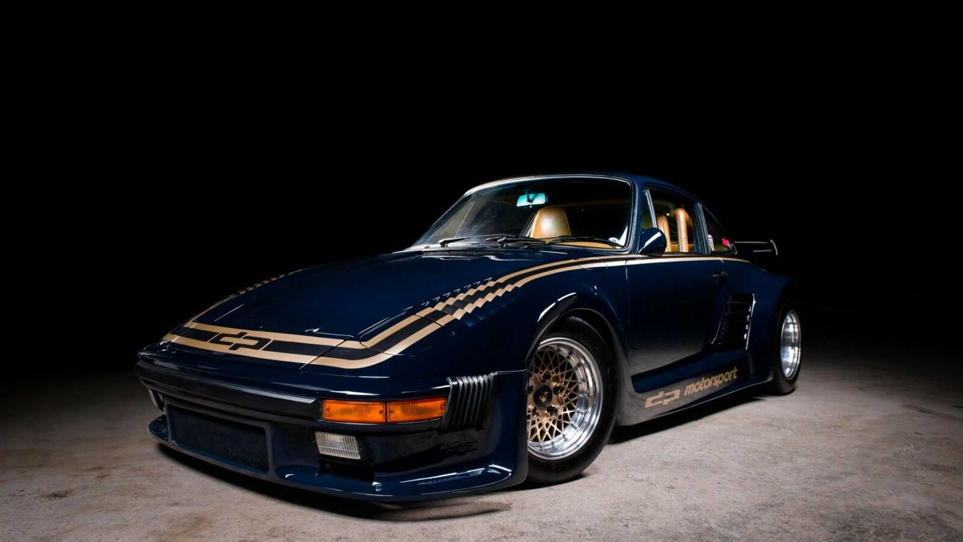 This Porsche 911 Turbo Is Said To Have Been Mario Andrettis Own