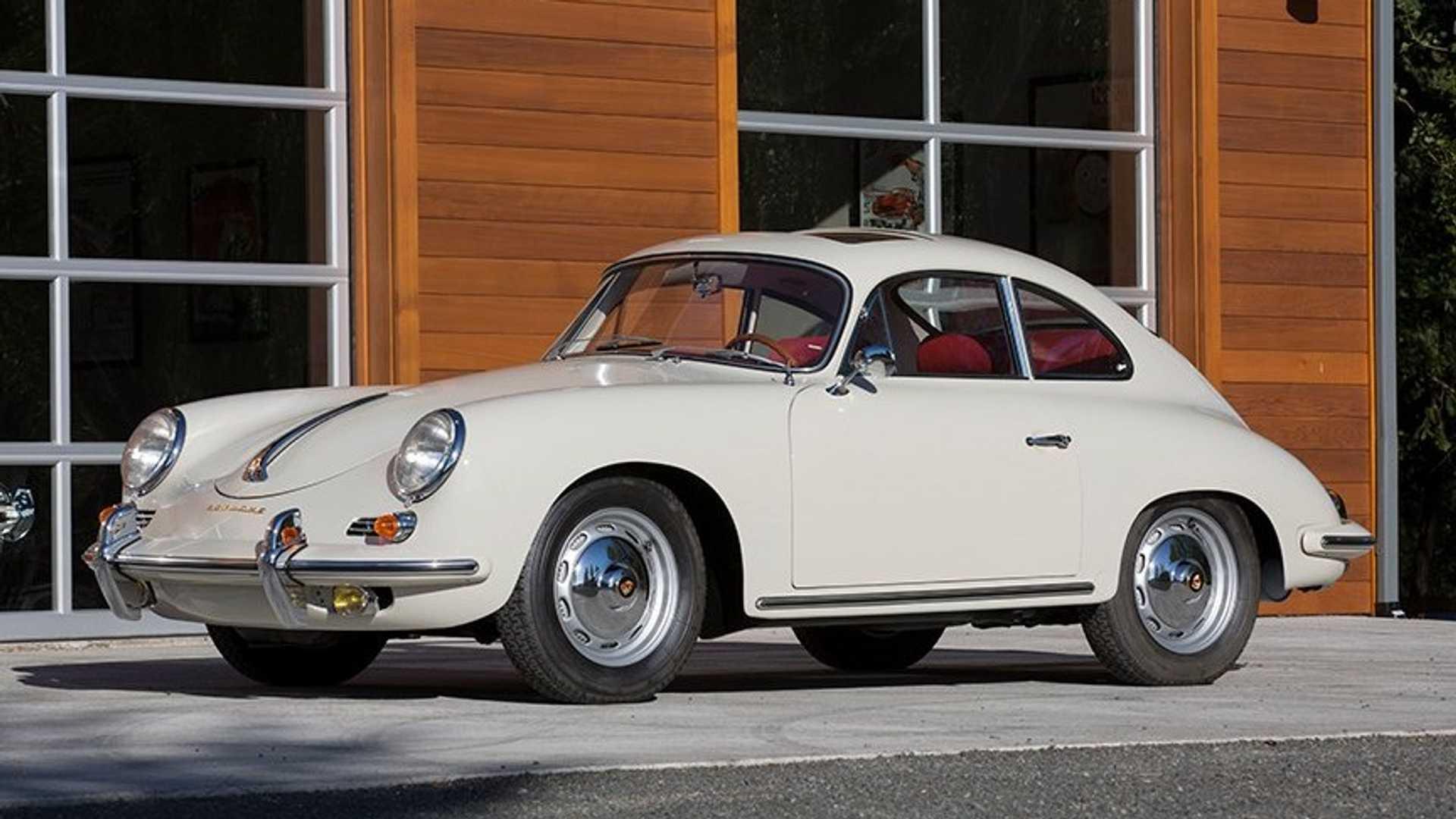Unique, Collectible 1960 Porsche 356B Super 90 Could Be Yours