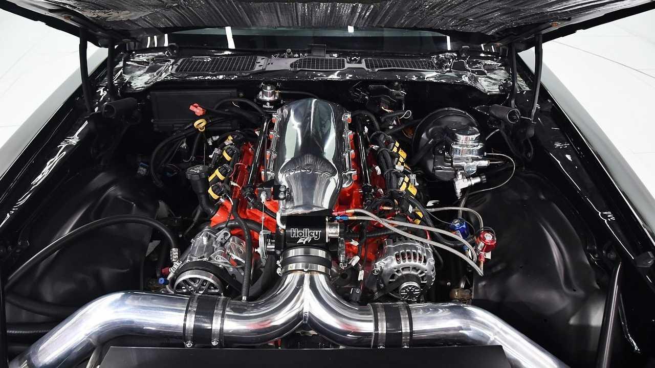 1981 Chevrolet Camaro Z28 Pro Touring Boasts Show Quality