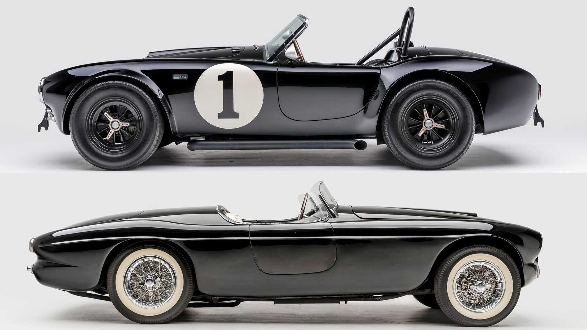 Meet The Cars From Ford v Ferrari At The Petersen Museum