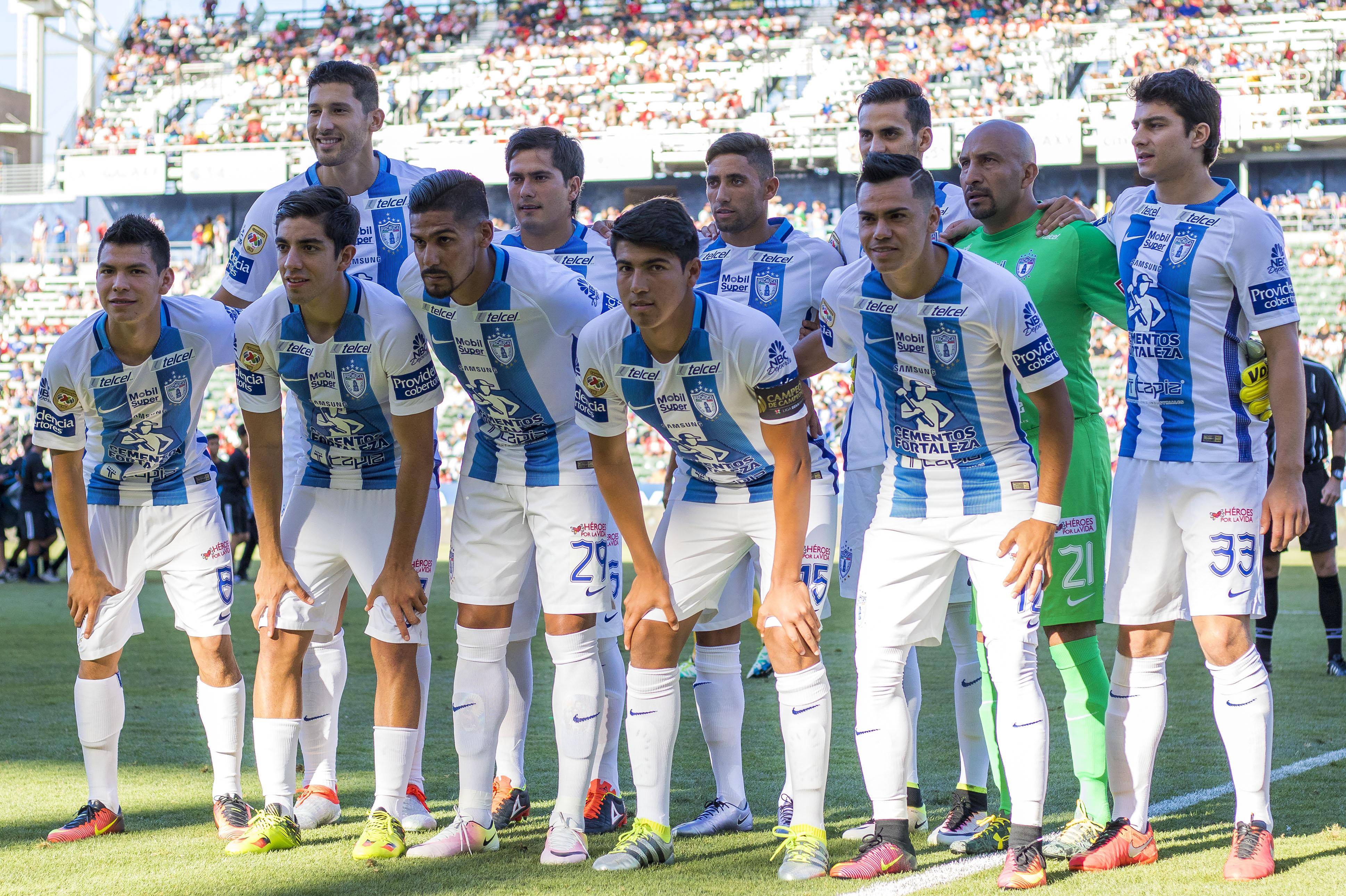 Los uniformes del Clausura 2017