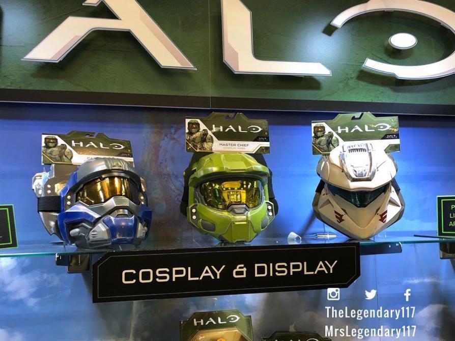 Checa la nueva línea de juguetes de <em>Halo Infinite</em>
