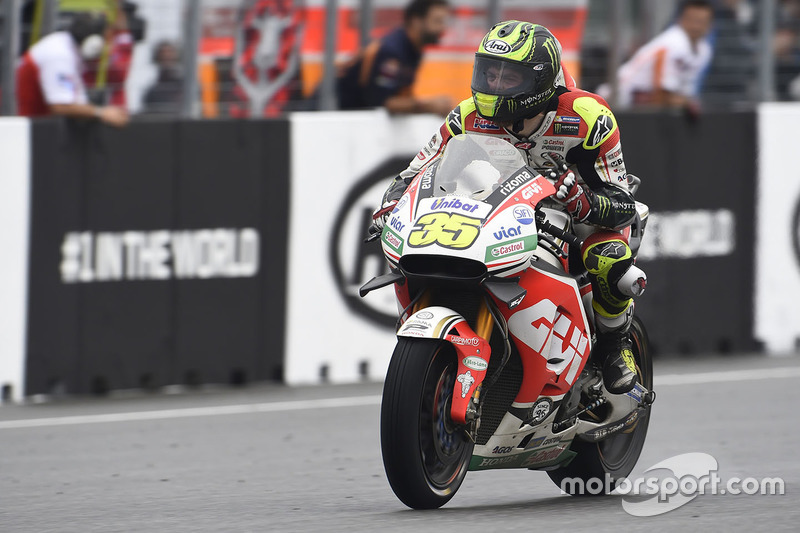 "8. Cal Crutchlow <span class=""copyright"">Gold and Goose / Motorsport Images</span>"