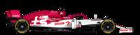Alfa Romeo Racing-Ferrari C39