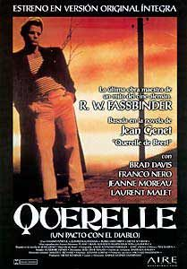 Póster de Querelle