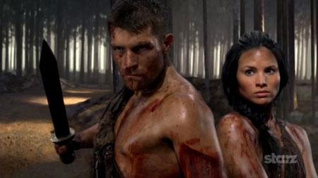 Spartacus: Vengeance volverá a la parrilla de Starz con más sexo y más sangre