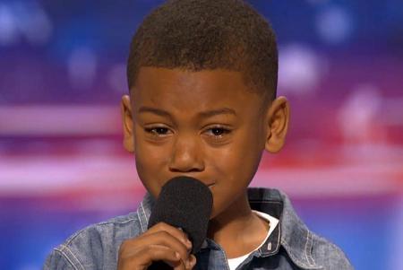 El jurado de Americas Got Talent hace llorar a un niño de siete años
