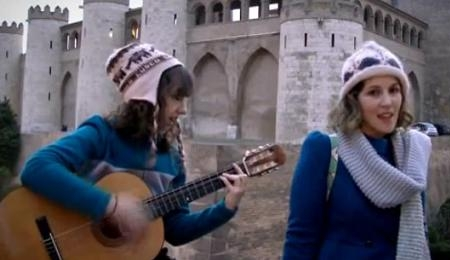 Dos españolas ganan un concurso musical en Japón