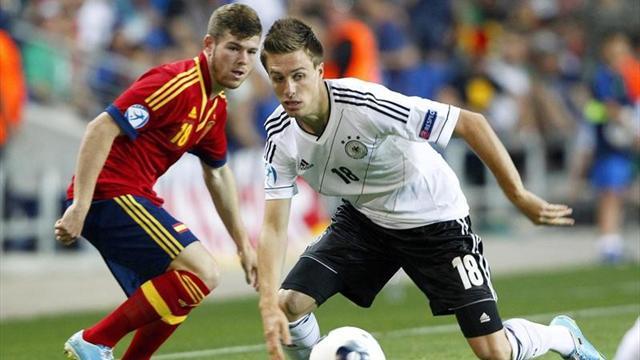 Europeo Sub 21 - Alemania-Espa�a: Gol de Morata y a semifinales (0-1)