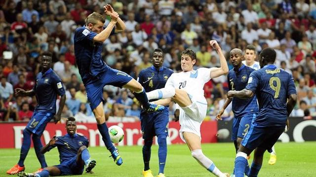 Mundial Sub 20 - Francia-Uruguay: Los galos, campeones del mundo (0-0, 4-1 en penaltis)