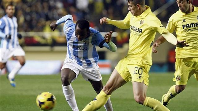Video: Malaga vs Villarreal