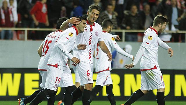 Video: Sevilla vs Real Valladolid