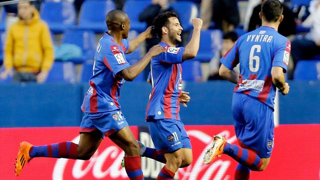 Video: Levante vs Osasuna