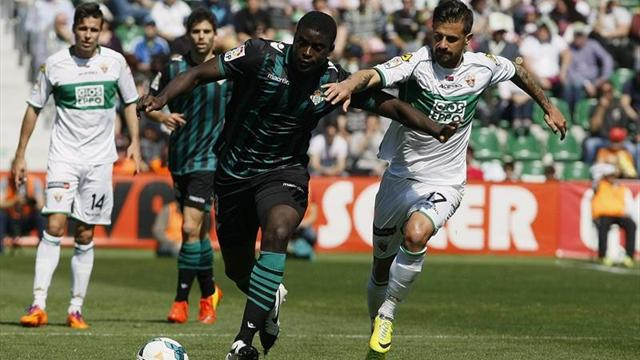 Video: Elche vs Real Betis