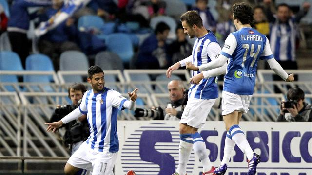Video: Real Sociedad vs Real Valladolid