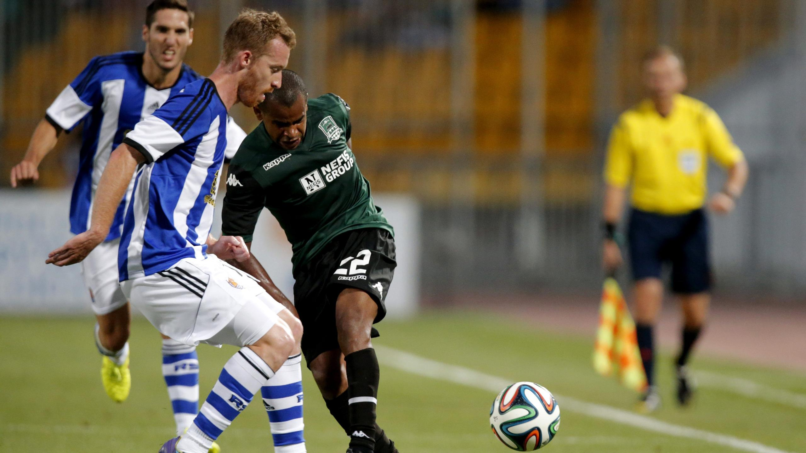 Video: Krasnodar vs Real Sociedad