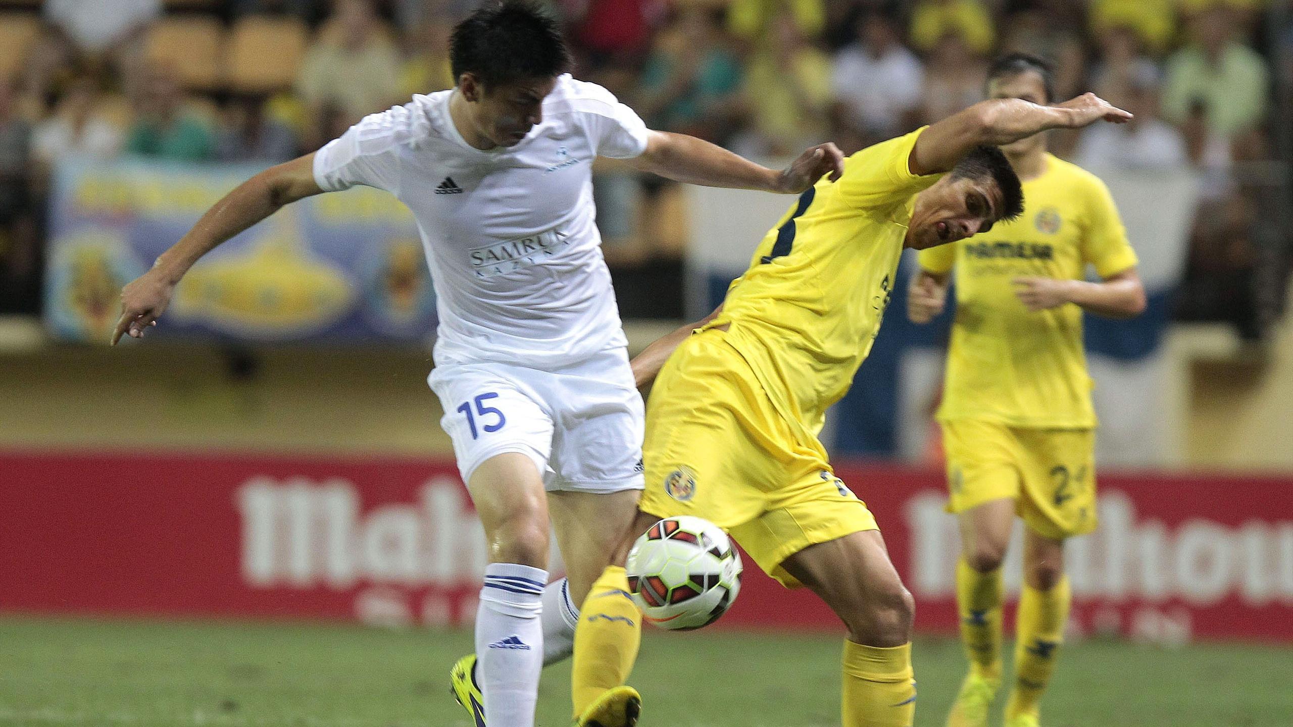 Video: Villarreal vs Astana