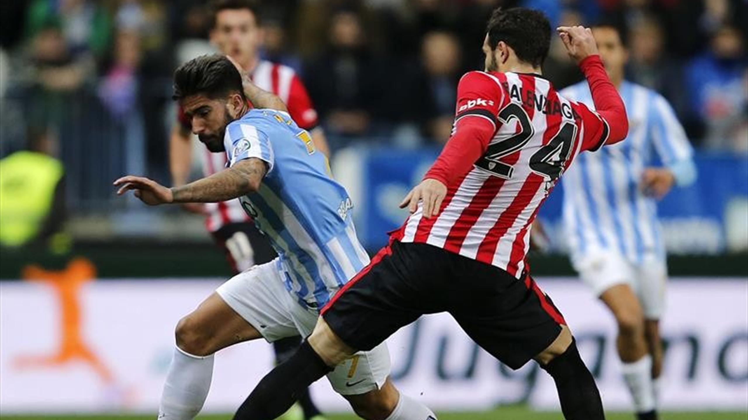 Resumen: Málaga 0-0 Athletic COPA (Cuartos – IDA)