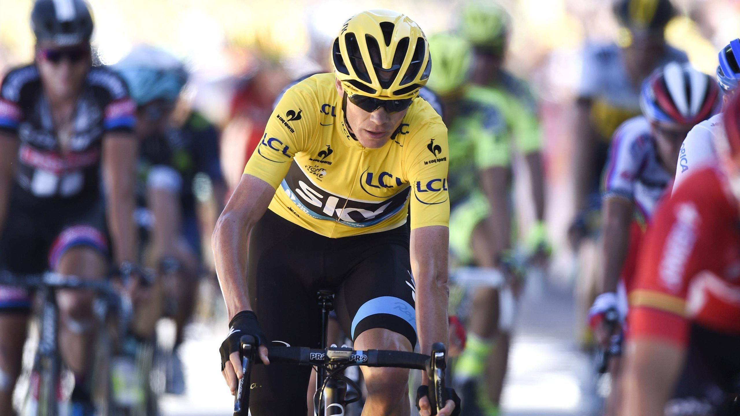 Tour de Francia - El BMC se anota la crono y Froome sigue despegando