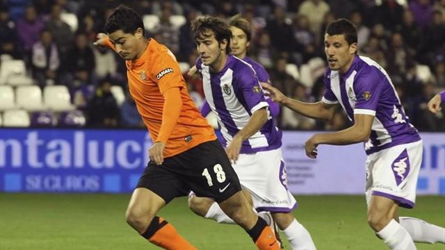 Liga - Los porteros salvan un punto para Valladolid y Real Sociedad