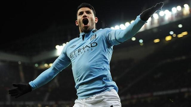 Premier League - United-City: Ag�ero reina en Manchester (1-2)