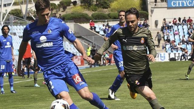 Liga - Getafe-Espanyol: El sue�o europeo est� m�s cerca (0-2)