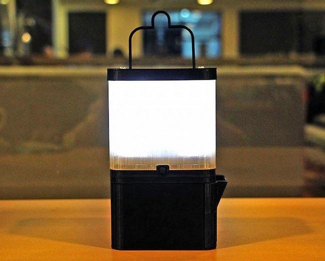 lampe salt