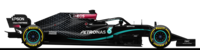 Mercedes F1 W11 EQ Power+
