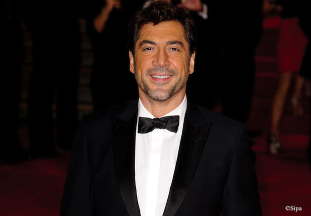 Super Javier Bardem : Le méchant de James Bond portait un smoking bio @MV_66