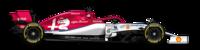 Alfa Romeo Racing-Ferrari C38