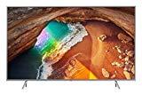 """Samsung QE65Q64RATXZT Serie Q64R, QLED Smart TV 65"""", Ultra HD 4K, Wi-Fi, Silver, 2019 [Esclusiva Amazon]"""