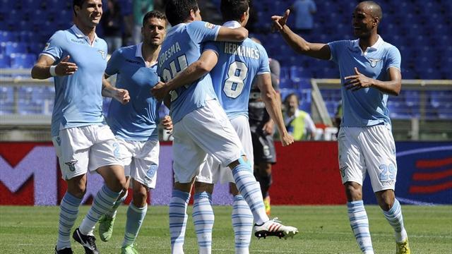 Serie A - Il tornado Klose si abbatte sul Bologna, 6-0