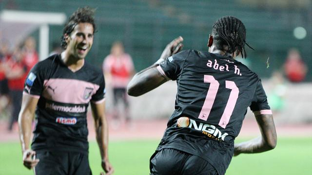 Serie B - Il Palermo stra-vince, Gattuso salva la panchina