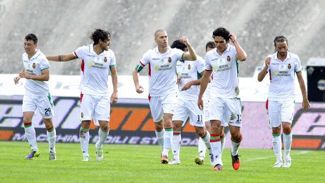 Serie B - Lanciano frenato dalle Fere, cade l'Avellino