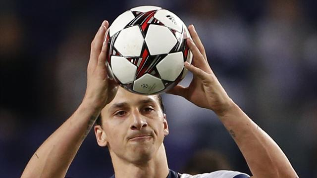 Champions League - Ibra, poker da sogno con gol incredibili
