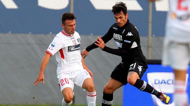 Serie B - Siena, primo urr� in trasferta: 0-1 a Carpi