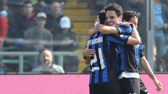 Video: Atalanta vs Sampdoria