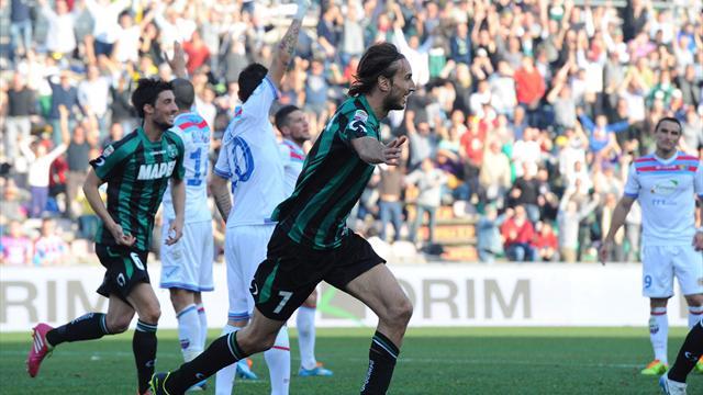 Video: Sassuolo vs Catania
